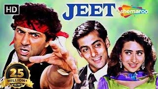 Jeet Hini Full Movie - Salman Khan - Sunny Deol - Karisma Kapoor - Bollywood Romantic Movie