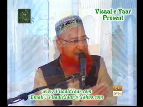 URDU NAAT(Bhala Aur Kia Ho)SAEED HASHMI IN QTV.BY  Naat E Habib
