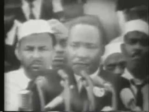 I HAVE A DREAM SPEECH - FULL VIDEO - PART 1 OF 2
