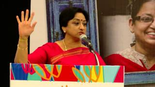 Watch Actress Lakshmi's Hilarious And Serious Talk About Women Health Red Pix tv Kollywood News 31/Aug/2015 online