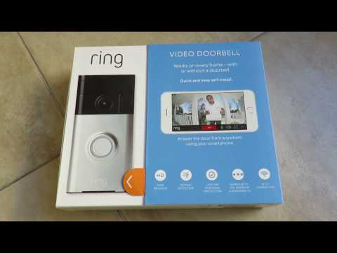Ring Video Doorbell - Pros and Cons Review - UCHu7CEWtyw7oJo1saPCuVwg