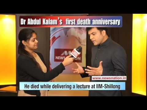 National Expert: Ramesh Bhatt on Kalam's first death anniversary