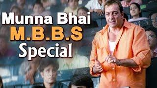 Sanjay Dutt Special  Munna Bhai M.B.B.S  Arshad Warsi  Comedy Scenes