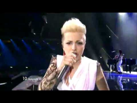 Eurovision 2011 - BULGARIA | Poli Genova - Na Inat (2nd Semi Final)