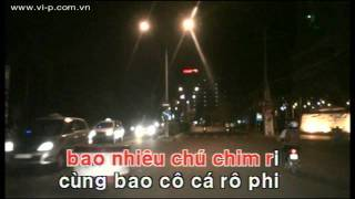 Chú ếch con - karaoke