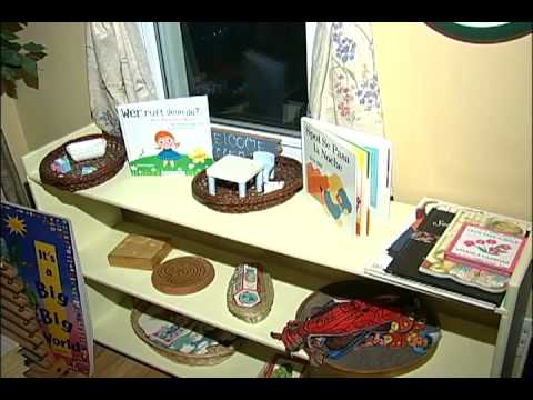 Montessori Methods & Activities : Culture Montessori Methods