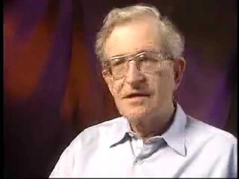 Noam Chomsky - Il mito dei media liberi (Sub It)