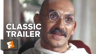 Gandhi (1982) Trailer #1   Movieclips Classic Trailers