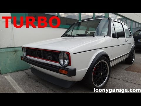 Golf MK1 Turbo