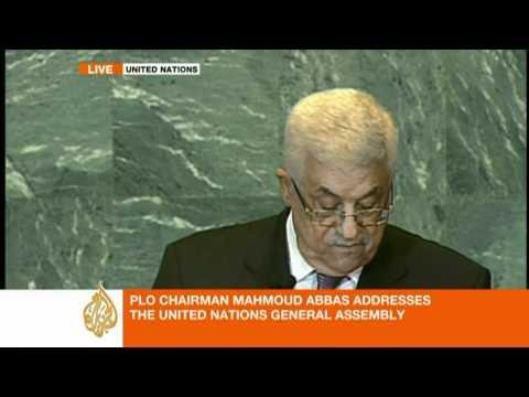 Mahmoud Abbas- speech at the UN [part 2/3]