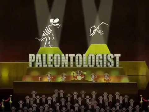 I Am a Paleontologist - They Might Be Giants w/Danny Weinkauf