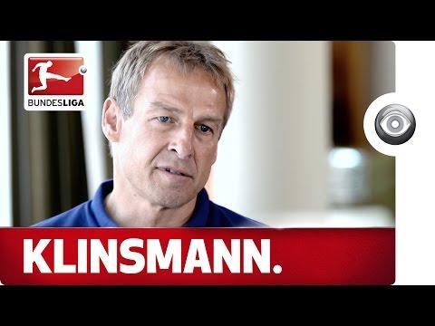 Bundesliga 'Back in Germany' Interview