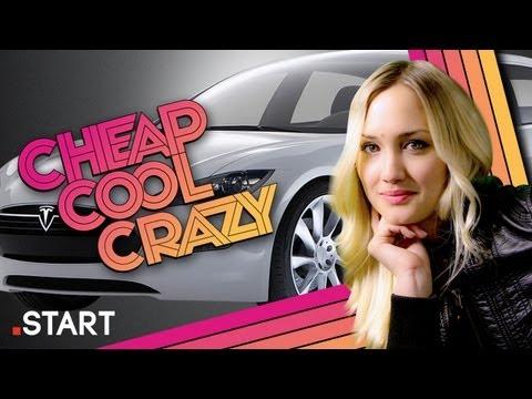 Unicorn Heads &amp; Electric Cars! - Cheap Cool Crazy