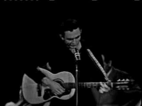 Johnny Cash - -Busted-