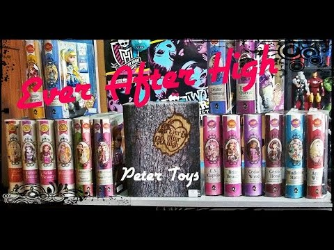 www ever after high