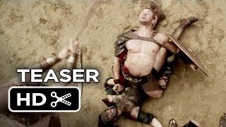 Hercules: The Legend Begins Official Teaser Trailer (2013) - Kellan Lutz Movie HD