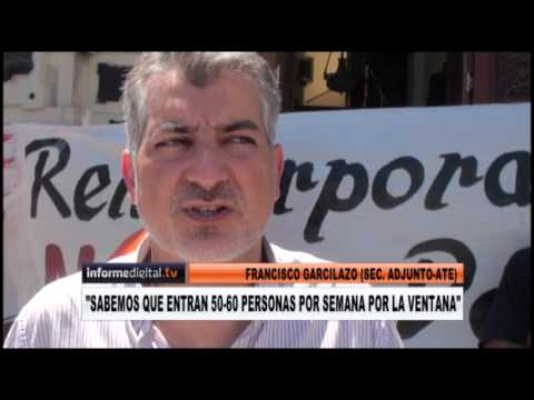 <b>Paraná:</b> ATE denuncia que Varisco metió 800 personas en dos meses
