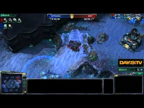 Day[9] Daily #450 P3 - Parting's PvT Gateway Style!