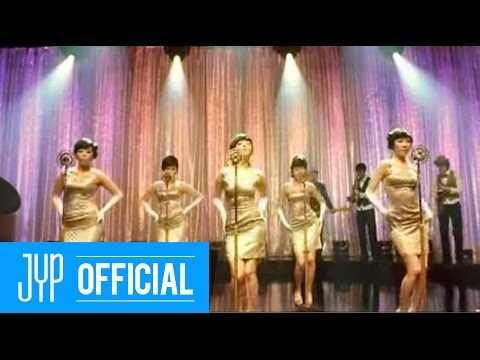 [M/V] Wonder Girls NOBODY