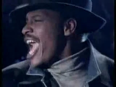 Alexander O-Neal - Never Knew Love Like This