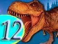 МУЛЬТИК ПРО ДИНОЗАВРА. ПРОГУЛКА ДИНОЗАВРА РЕКСА ПО ГОРОДУ. №12 Все серии. Флеш игры.