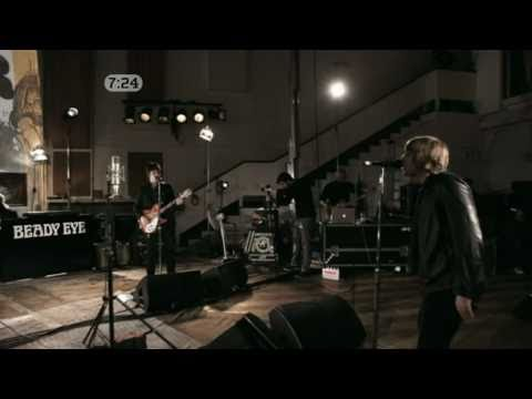 Beady Eye - The Roller [Live from Abbey Road]