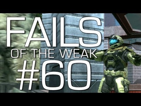 Fails of the Weak - Volume 60 - Halo 4 - (Funny Halo Bloopers and Screw Ups!)