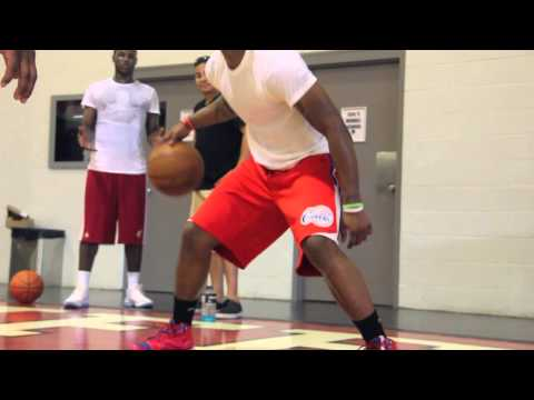 Chuck Ellis Workouts: Dion Waiters, Maalik Wayns & Traci Carter