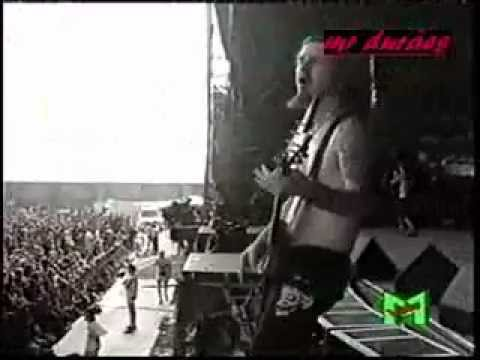 PANTERA LIVE REGGIO EMILIA, ITALY 92 MONSTERS OF ROCK FULL CONCERT!