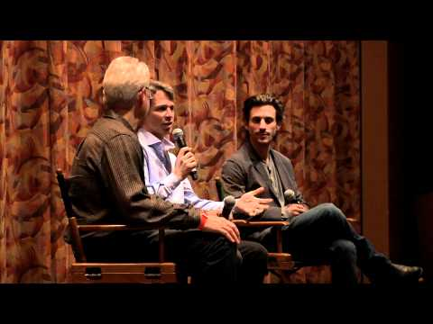 DocuDay 2012 - Q&A with Marshall Curry & Sam Cullman (If A Tree Falls) - Part 2