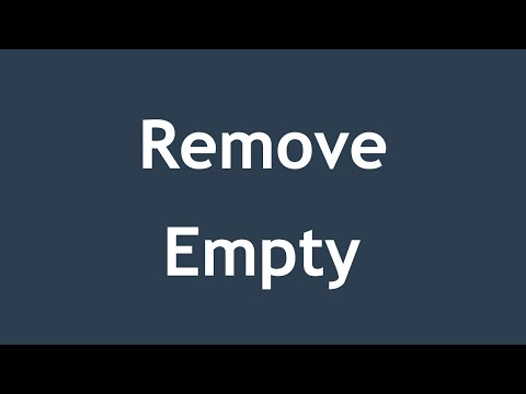 [ jQuery In Arabic ] #12 – Html – Remove / Empty Element