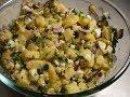 Картофельный салат на каждый день НЕ ДОРОГОЙ И ВКУСНЫЙ /Салаты рецепты простые