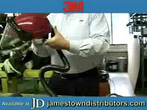3M PAPR (Powered Air Purifying Respirator) Demonstration