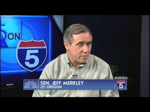 Senator Jeff Merkley (D) Oregon