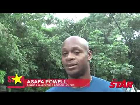 A DAY IN THE LIFE OF... Asafa Powell