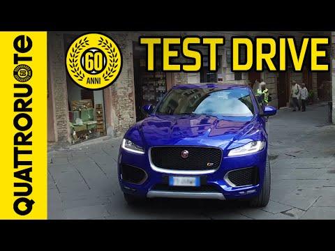 Jaguar F-Pace 3.0d AWD 2016 Test Drive - UCQHfCaKLtI3LLCWec7s6p_A
