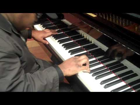 Stevie Wonder - My Cherie Amour (Piano Cover)