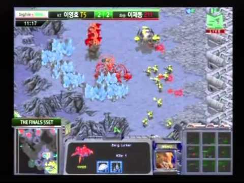 Bigfile MSL 2010 Grand Finals - Flash vs. Jaedong Set 5 [2/2]