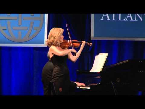 2012 Annual Awards Dinner - Anne Sophie Mutter