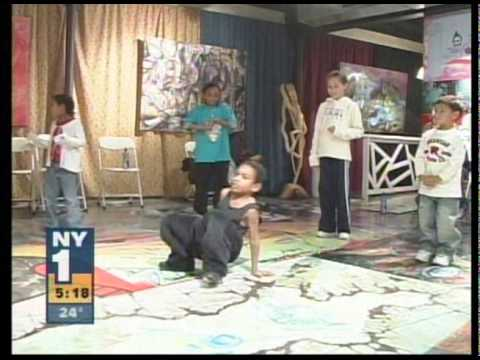 Break Dancing on NY1 NycArtsCypher