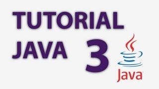 Tutorial Java - 3. Scanner e importar util.Scanner