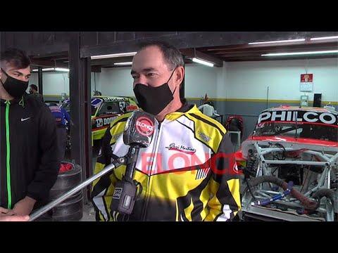 TC en Paraná: El deseo del Gurí Martínez para los pilotos de su equipo