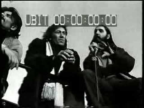 Area - Live in studio   intervista 1977
