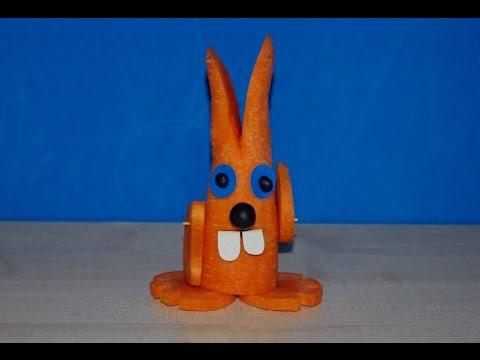 Сделать поделку из моркови в детский сад 98