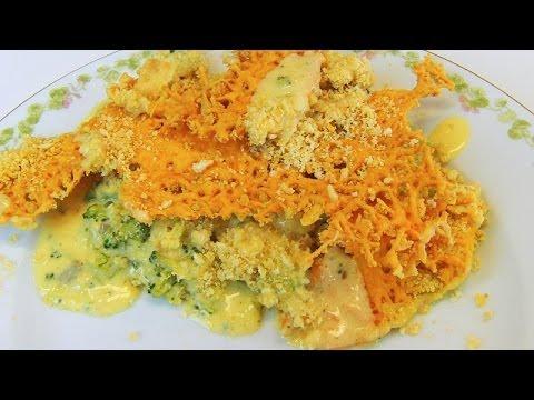 Betty's Jackson's-Style Broccoli Casserole