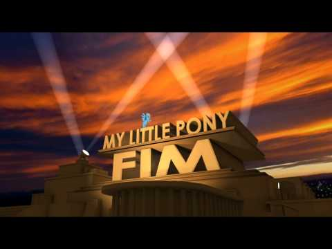 My Little Pony 20th Century Fox Intro