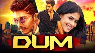 Dum (Happy) Hindi Dubbed Full Movie  Allu Arjun, Genelia D\'Souza
