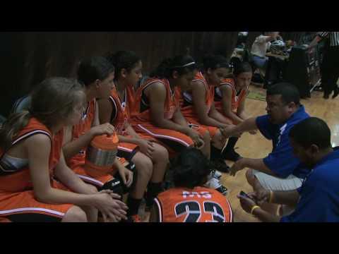 AAU Girls Basketball ESPN WWOS Spring Fling recap