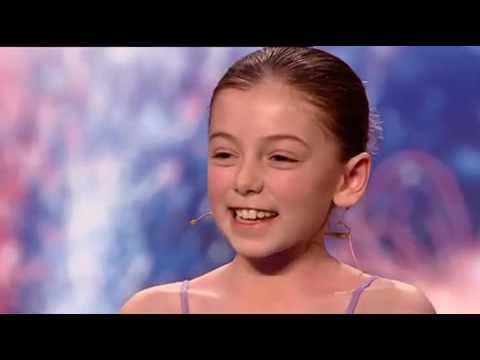 Britain's Got Talent 2009 | Hollie Steel | I Could Have Danced All Night