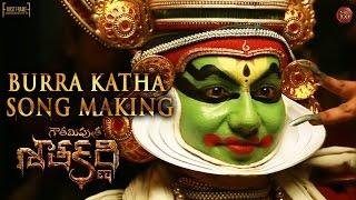 Burra Katha Song Making- Gautamiputra Satakarni